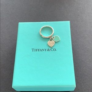 Authentic - Return to Tiffany's heart ring